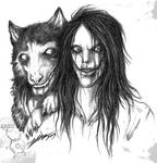 Jeff and Smiledog