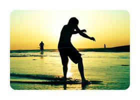 Beach Escape 2 by onenutshort