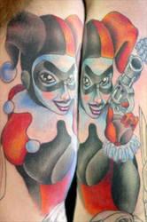 Harley Quinn by davetedder