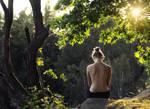 alone in the nature by baravavrova