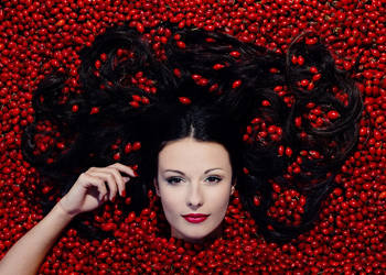face of autumn by baravavrova