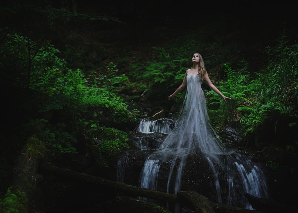 water spirit by baravavrova