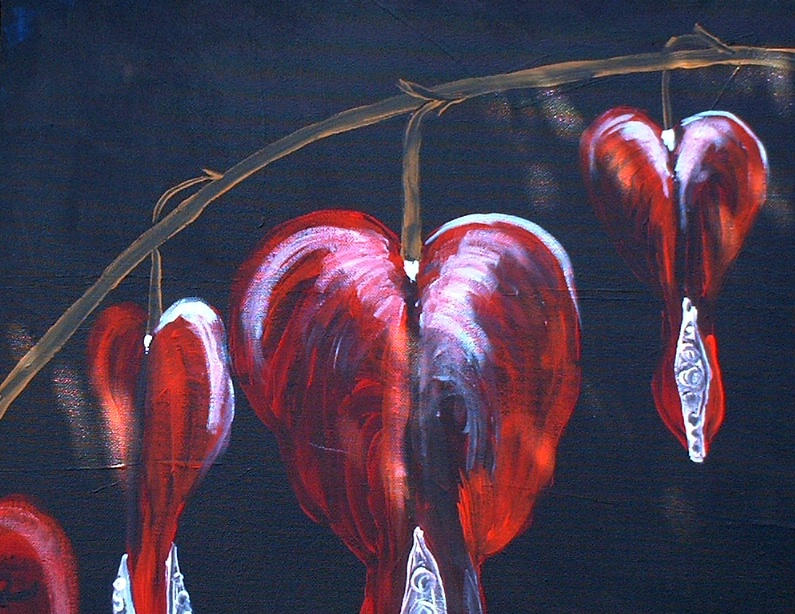Bleeding Hearts by Conflicted