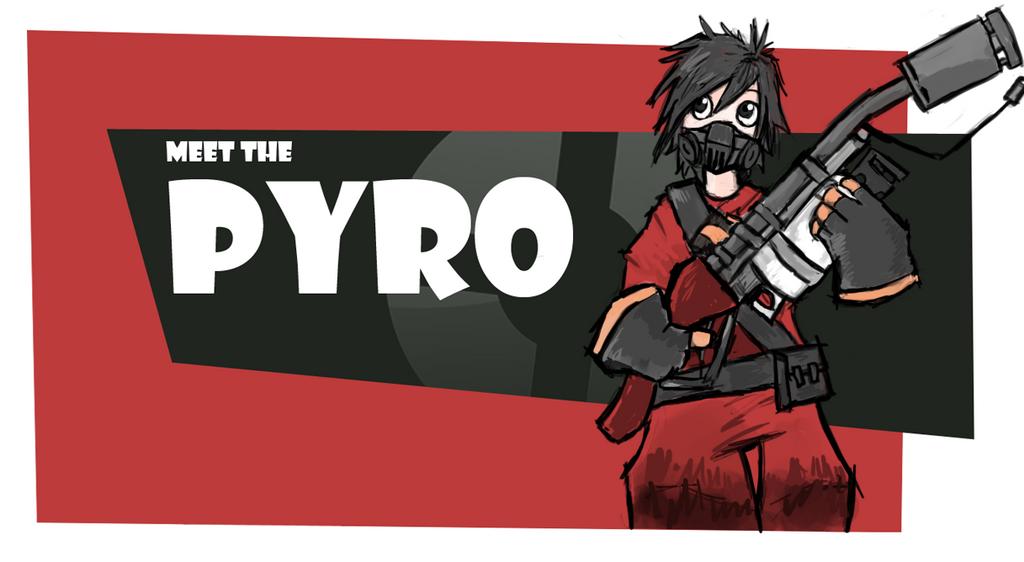 Tf2 Pyro Girl Tf2 pyro girl by cg-sphinxTf2 Pyro Girl Skin