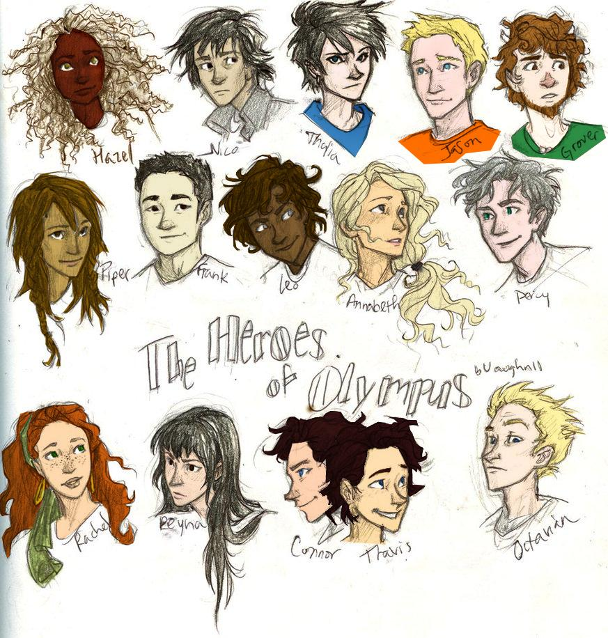 Heroes of olympus873 x...