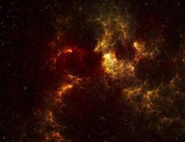 Nebula Meliana by Mithgariel