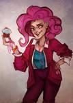 MLP- Human Pinkie
