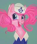 Captn' Pinkie