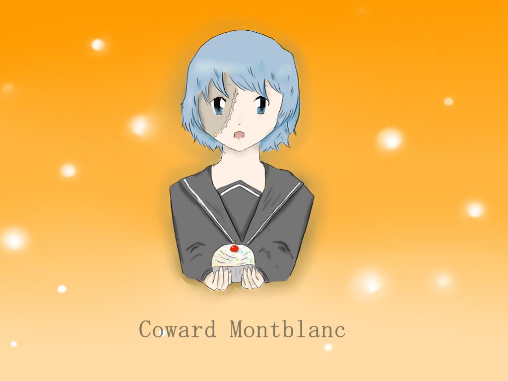 Art Request- Fuko Zonbi-Coward Montblanc Art_Request___Coward_Montblanc_by_crashflashbang