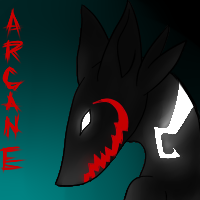 Arcane Icon by April-Cakes
