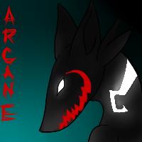 Arcane Icon by April-Cakes