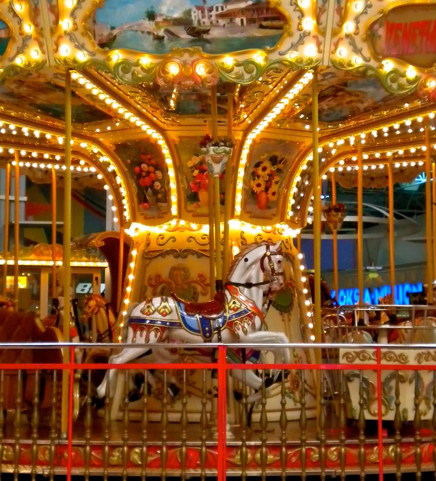 the carnival lights by rainbowen on deviantart