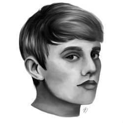 Alekseev (digital first try) by itsjuki