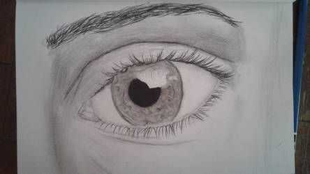 I haven't uploaded in a while so here's an eye