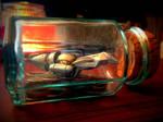 Firefly in a Jar / Ship in a Bottle