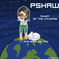 Pshaw pixel art by kidou