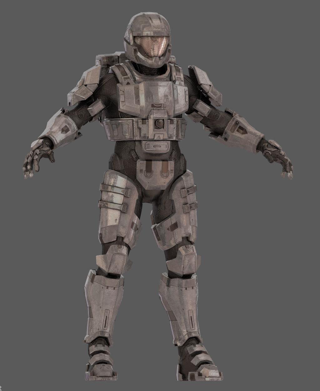 New Materials 1: Halo 4 ODST by Mattpc on DeviantArt