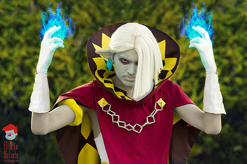 Ghirahim Photoshoot 02 by dtrreu