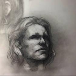 Portrait  by varuik