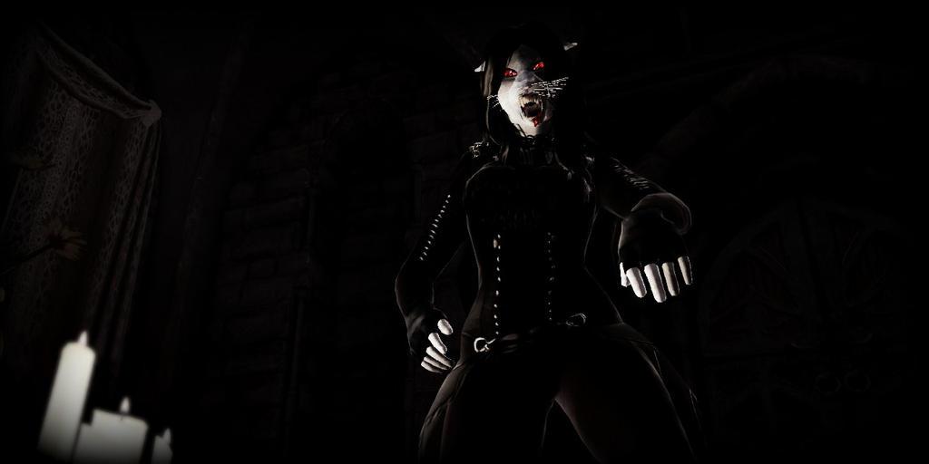 skyrim elder scrolls v how to become a vampire