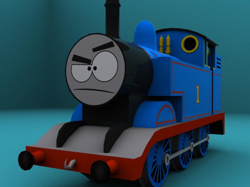 Thomas The Tank Engine By Tj Triple J On Deviantart