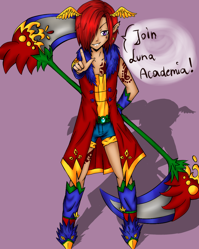 JOIN LUNA ACADEMIA!!!! by AEdelline