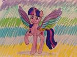 Twilight Sparkle [Rainbow Winged]