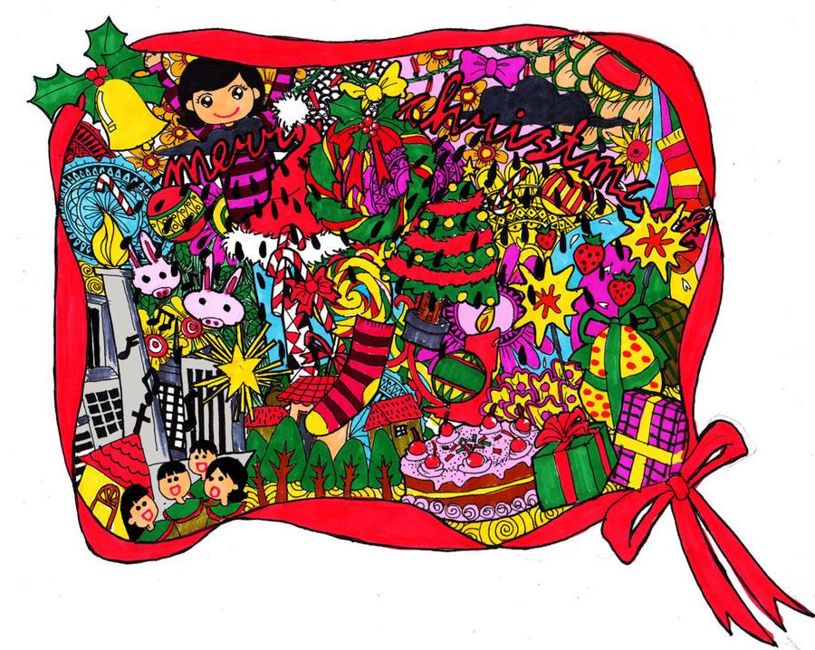 Merry Xmas by macangadungan