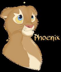 Art request~ Kitty Phoenix by CarameliaBriana
