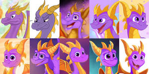 My Spyro Progression