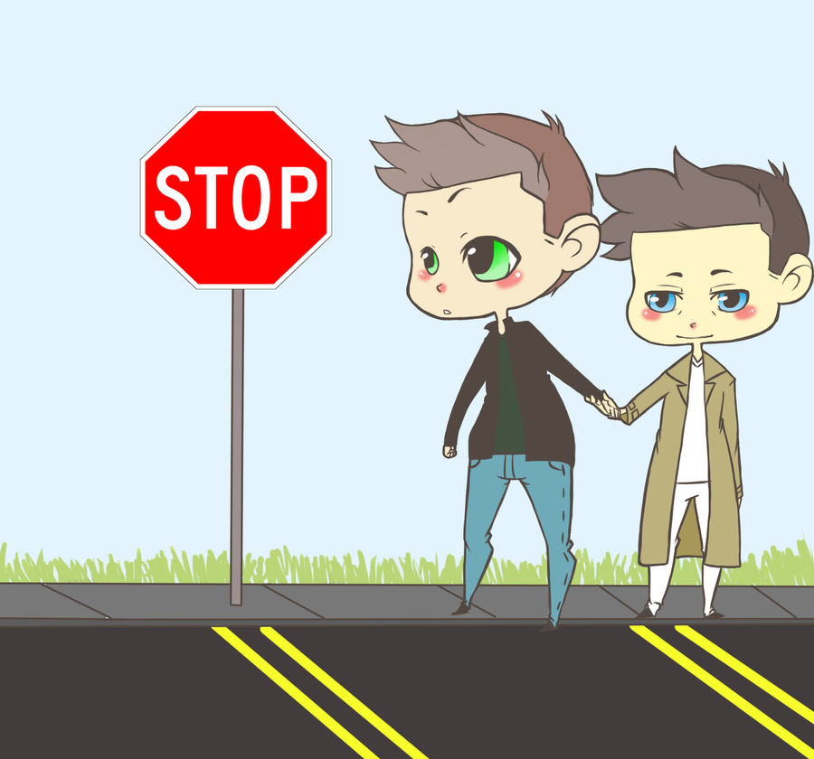 OTP CHALLENGE Day 1: Holding hands by Wibsies