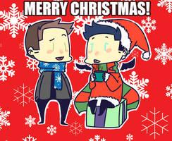 Secret Santa Gift!! by Wibsies