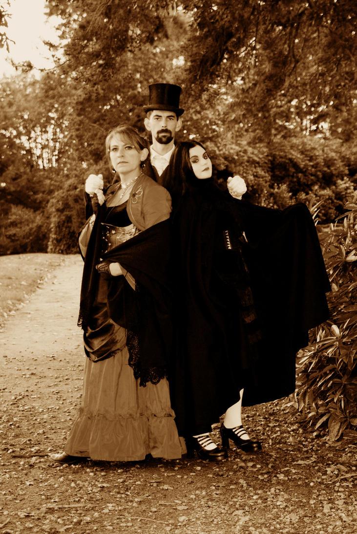 Eerie Family Portrait by Brumencourt on DeviantArt