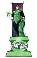 Green Lantern by toxicadams