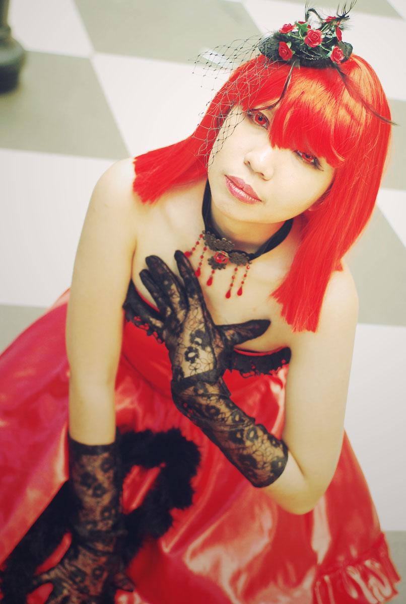 Kuroshitsuji: Madame Red by AdoboRamen