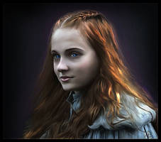 Game of Thrones - Sansa Stark by Rotton-Nymph
