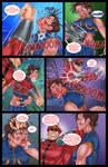 Chun-Li: The Gauntlet Page 49 by starswordsman