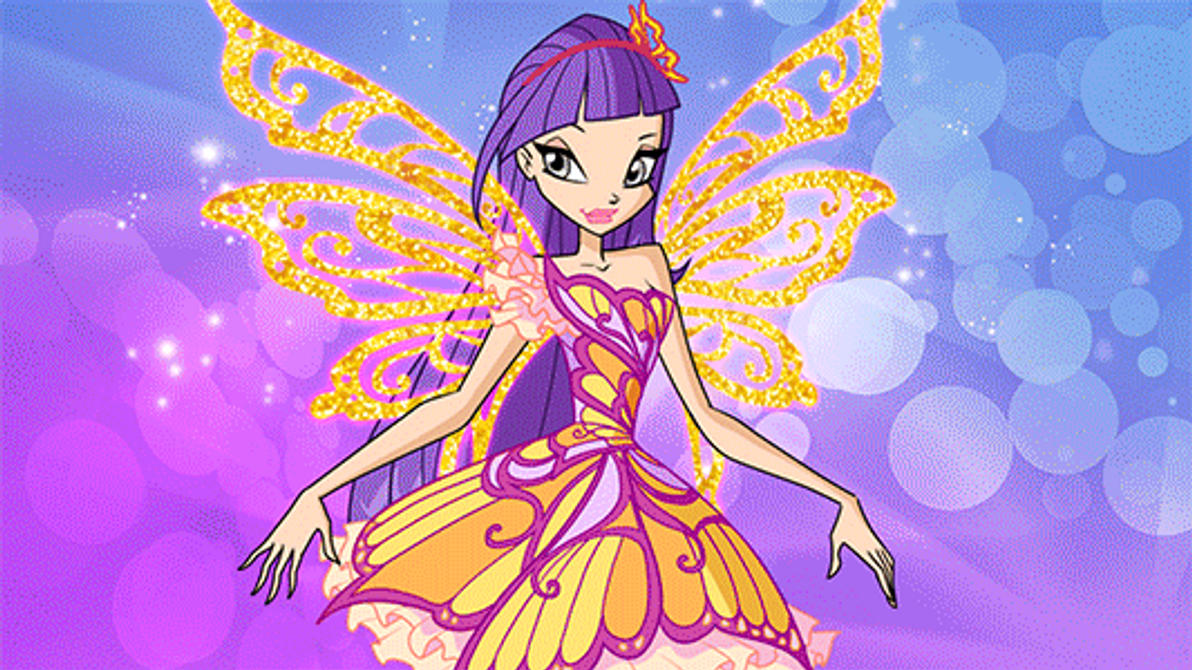 Tine Butterflix Animation By Other-Fairies On DeviantArt