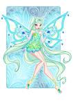 Axel Enchantix Fairy