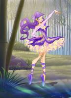 Tine Ballet : Iris by Other-Fairies