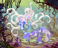 Deniz Mermaid by Other-Fairies