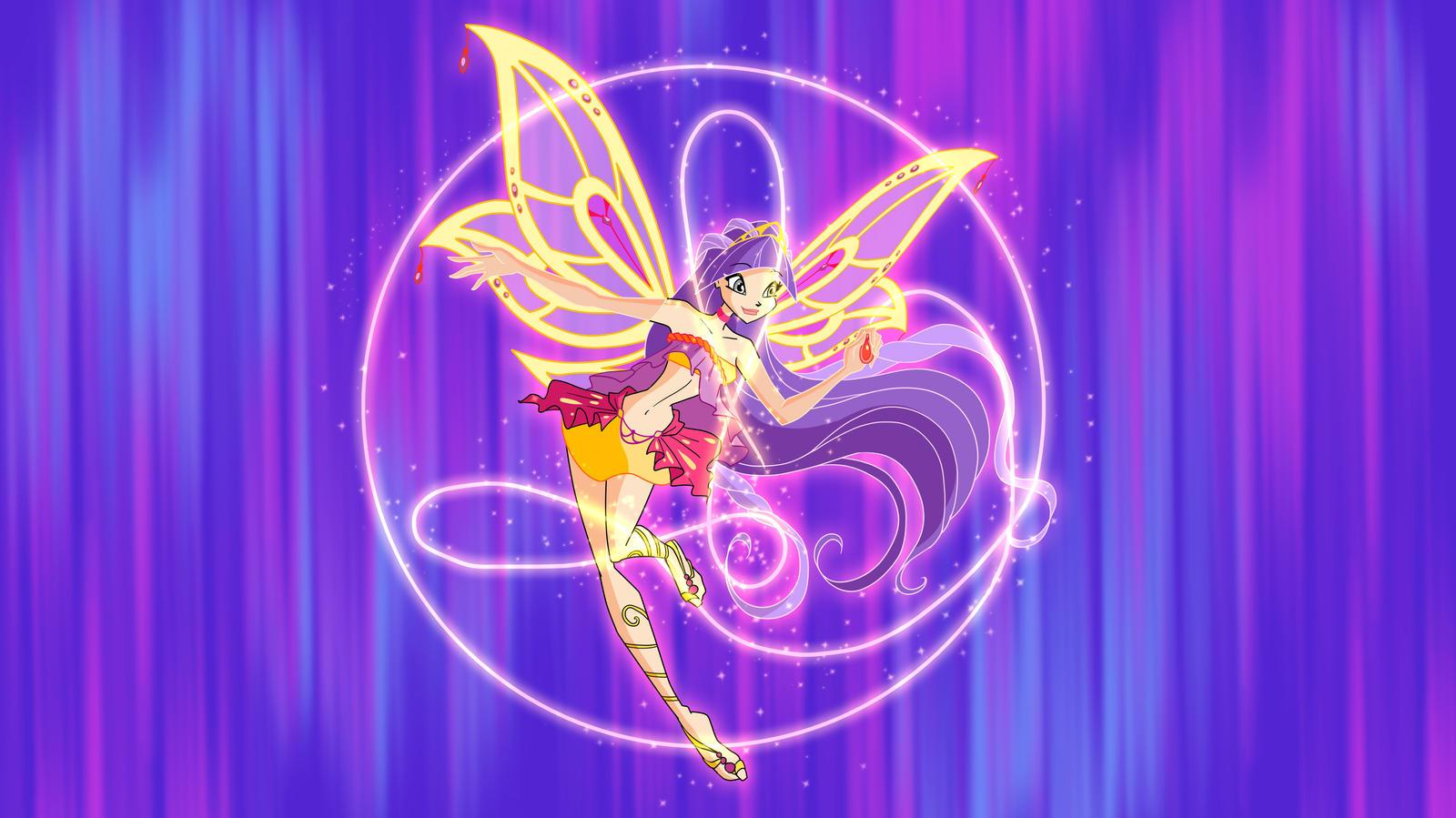 Tine Fairy Dust By Other-Fairies On DeviantArt
