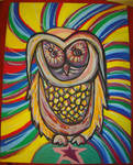 Whozzie the Owl