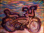 Bicycle Waves
