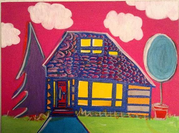 Dreamy Home by margypargie