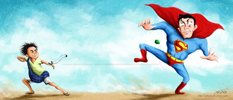 Superman's Weakness