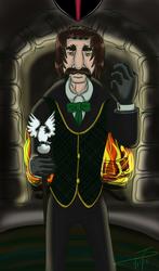 ArchDuke Edgar by LeChatSarrat