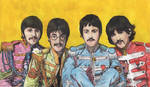 The Beatles by Menco