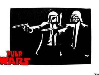 Pulp Wars by Menco