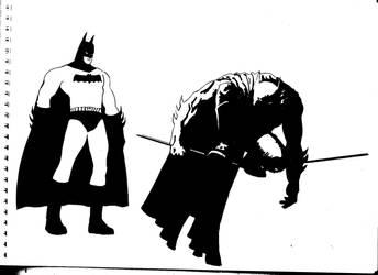 Batsy Sketches - April 19th, 2012 by Menco